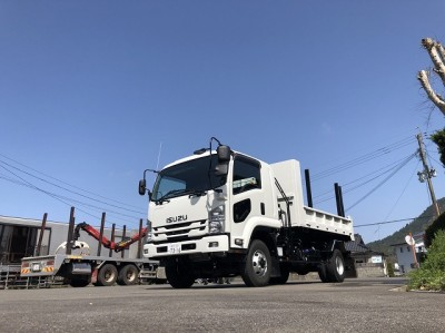 新車トラック